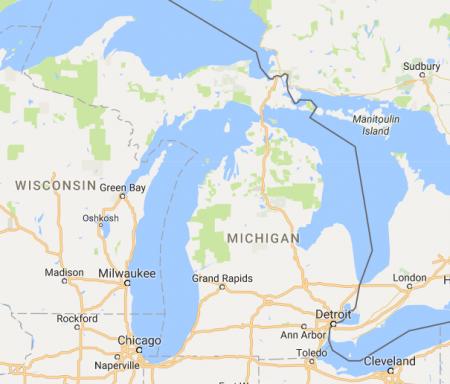 Michigan Travel Photography - Google Maps